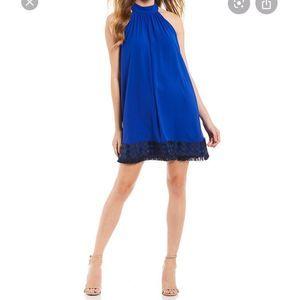 New Badgley Mischka Trapeze Dress